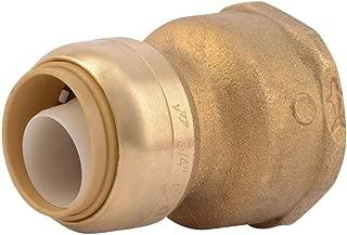 Reliance Worldwide U086LFA Water Softener Fitting, Brass
