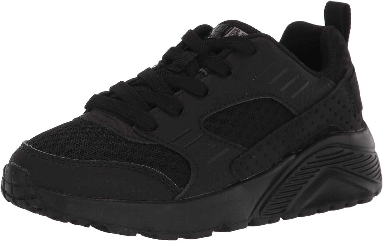 SALENEW very popular! Skechers Unisex-Child Tulsa Mall Uno Sneaker Lite