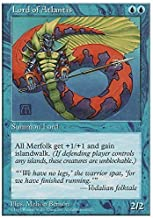 Magic: the Gathering - Lord of Atlantis - Fifth Edition