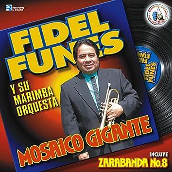 Mosaico Gigante. Incluye Zarabanda No. 8. Música de Guatemala para los Latinos