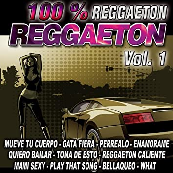 Reggaeton 100 %-Vol. 1