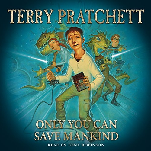 Only You Can Save Mankind cover art