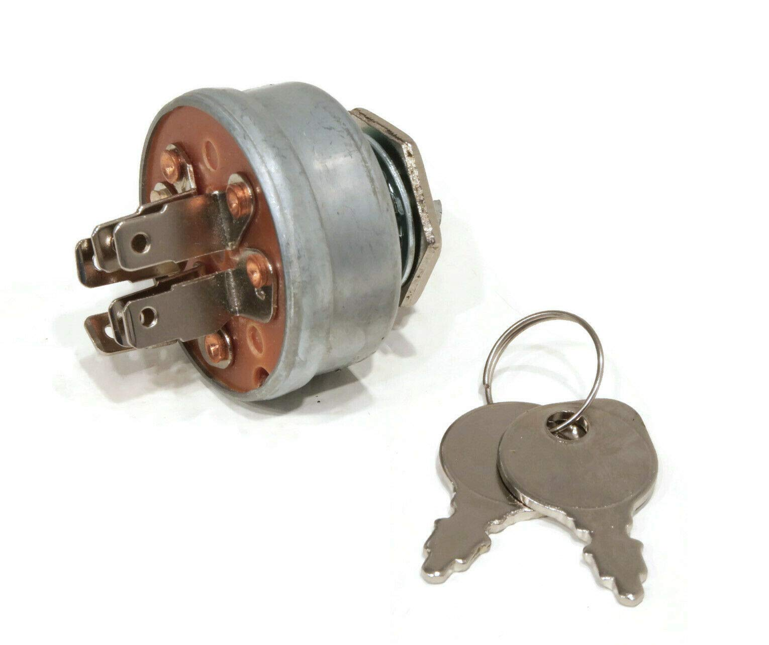 """988120 36/"""" Deck Lawn Mower Ignition Key Switch for Gravely HR1536FXP Pro Steer"""