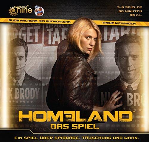 Preisvergleich Produktbild Heidelberger Spieleverlag Homeland - Das Brettspiel