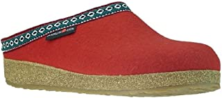 HAFLINGER Womens Unisex-Adult GZ Classic Grizzly Gz