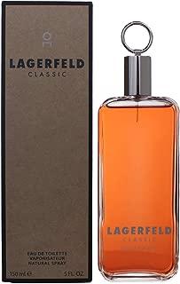 Lagerfeld Classic 150ml Eau De Toilette, 0.5 Kilograms