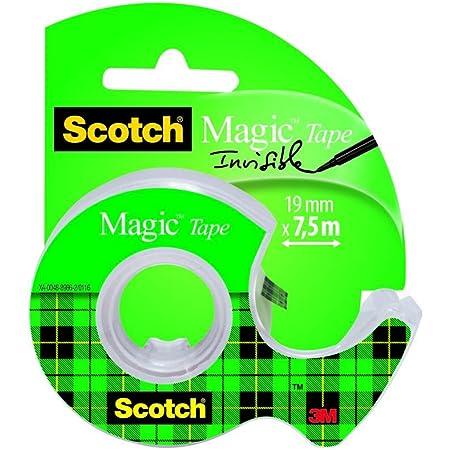 Scotch UU004245542 Ruban adhésif invisible
