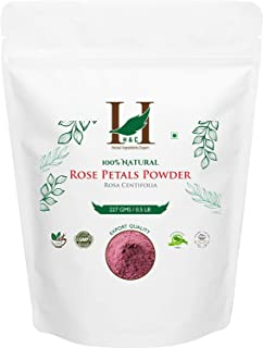 rose powder organic