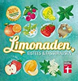 Limonaden, Eistees & Fassbrausen: Originelle Rezepte - 100 % handgemachte Erfrischung - Mit Fotos illustrierte Anleitungen I Von Stiftung Warentest