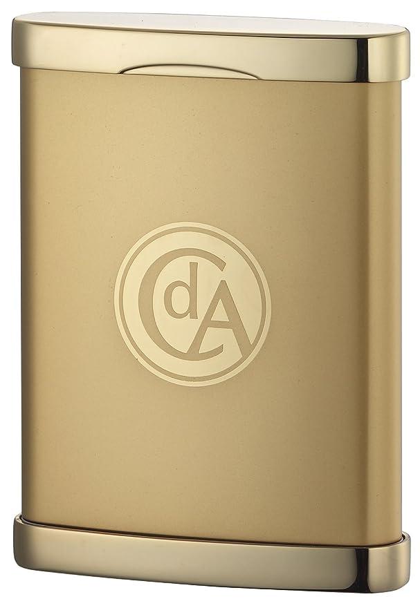 何故なの地上の夕方CARAN d'ACHE(カランダッシュ) 携帯灰皿 ゴールドパール CdAロゴ CDA-0004