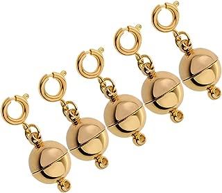 Hummer Haken Clips mit Verstell Kette Set für Extender Halsketten Mode Schmuck