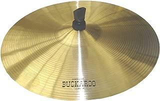 Buckaroo HB-17C Pro Percussion Handmade and Cast Crash Cymbal