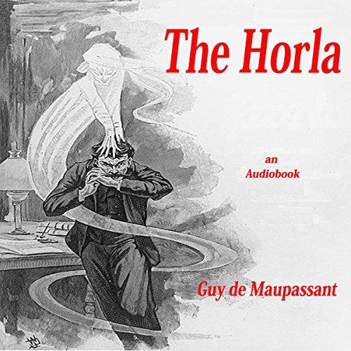 The Horla audiobook cover art