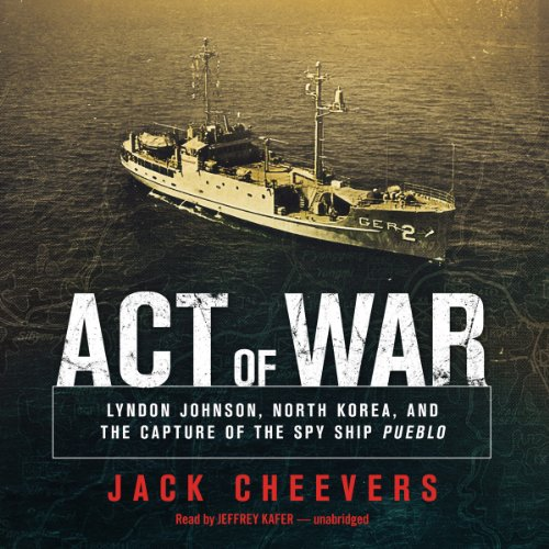 Act of War audiobook cover art