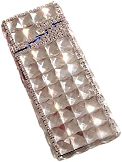 Stylish Luxury Rhinestone Small Cigarette Holder Case Great Girlfriend, G