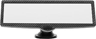 FAVOMOTO Espelho retrovisor interno ajustável, espelho de vidro automático, amplo angular