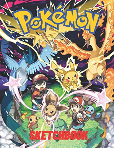 """Pokemon Sketchbook: 
