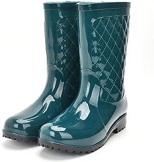 7d705b4ad85 Amazon.com: 7.5 - Rain Boots / Rain Footwear: Clothing, Shoes & Jewelry