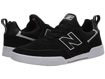 New Balance Numeric NM288 (Black/White 1) Skate Shoes