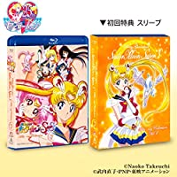 【Amazon.co.jp限定】美少女戦士セーラームーンSuperS Blu-ray COLLECTION VOL.1(全巻購入特典:「ランチトート&...