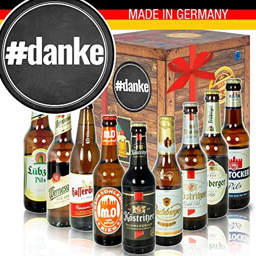 danke - Bier aus DDR - Geschenkidee Danke für alles