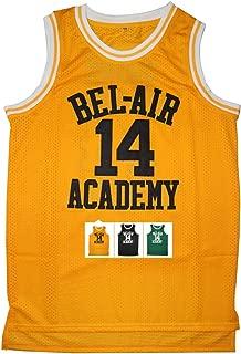 Kobejersey Will Smith14 The Fresh Prince of Bel Air Academy Basketball Jersey S-XXXL