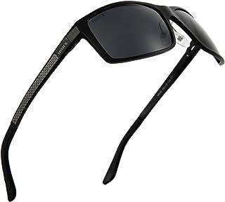 4ee10b869d SOXICK Polarized Sunglasses for Men Women - Adjustable Metal Frame Driving  Glasses