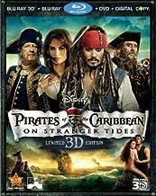 Pirates of the Caribbean: On Stranger Tides (Five-Disc Combo: Blu-ray 3D / Blu-ray / DVD / Digital Copy) by Walt Disney St...