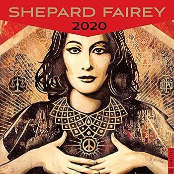 Shepard Fairey 2020 Wall Calendar