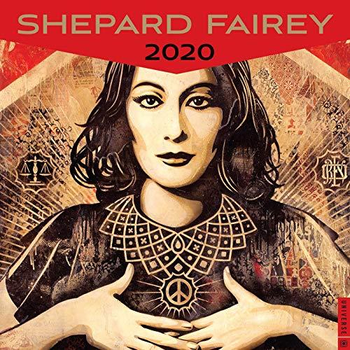 SHEPARD FAIREY 2020 WALL CAL