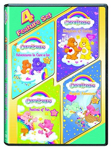 Care Bears: Classic Quadruple Feature [DVD]