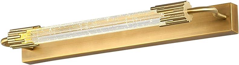 MJJ - LED spiegellamp spiegel lamp LED badkamer spiegel lamp make-up tafel make-up lamp punchvrije toilet wandlamp [energi...