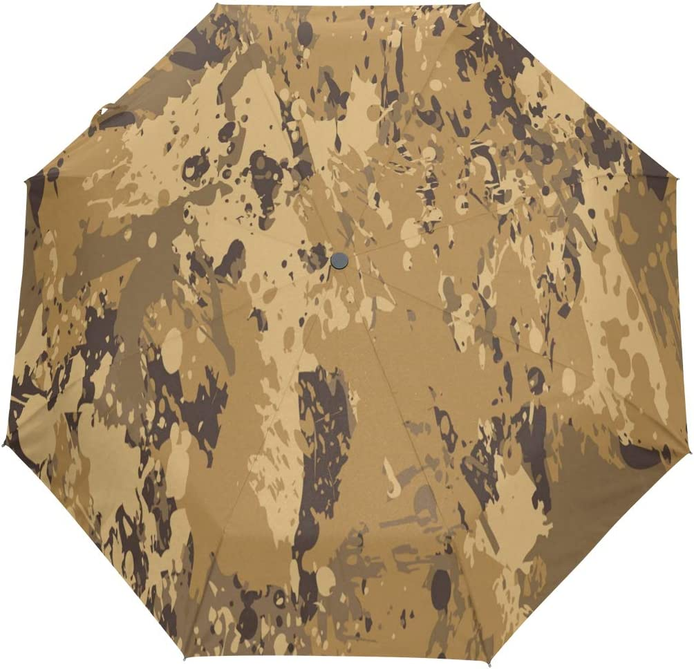 Abstract Camouflage Dot Marble Sale SALE% OFF Umbrella Auto Automatic Open Clos half