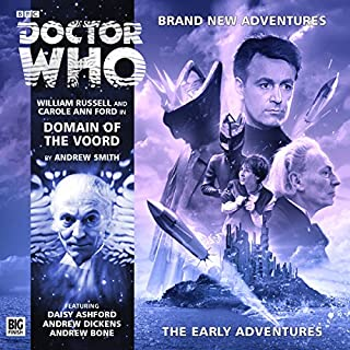 Doctor Who - Domain of the Voord cover art