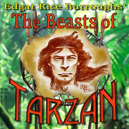 The Beasts of Tarzan cover art