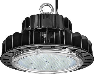 GRANDLUMEN 150W UFO LED High Bay Light ETL Certified, Replacement for 600W HID/HPS, 5000K Daylight White, LED Warehouse Lighting