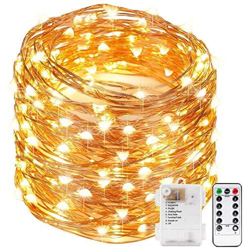 LED Guirlande Lumineuse, Mini Co...