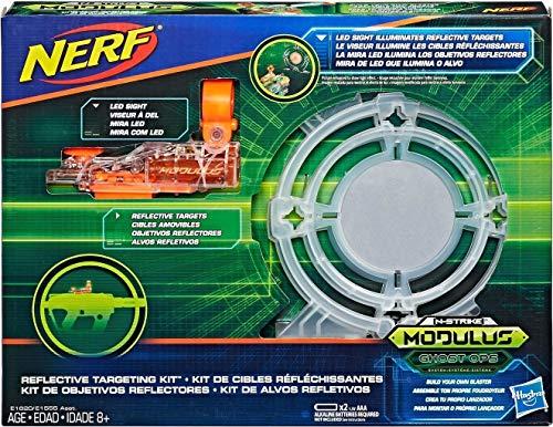 Hasbro E1620 N-Strike Elite Disruptor, Spielzeugblaster mit 6-Dart Rotationstrommel