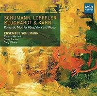 Romantic Trios for Oboe Viola & Piano
