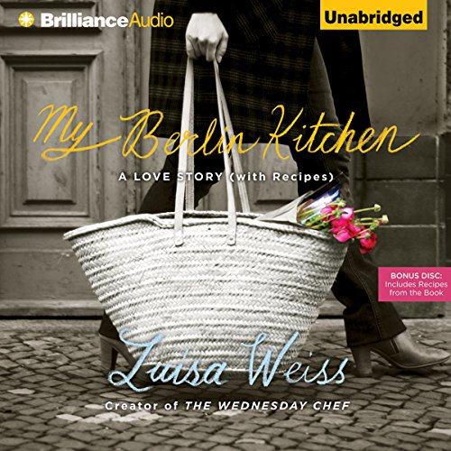 My Berlin Kitchen audiobook cover art