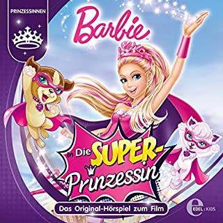 Barbie in: Die Superprinzessin Titelbild