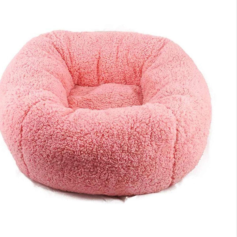House Cat House Dog Cat Nest Pet Cat Nest Pink) (color
