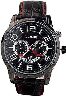 . wrist watch curren 8140 body folaz analog