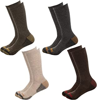 Men's 4-Pack Comfort Quarter