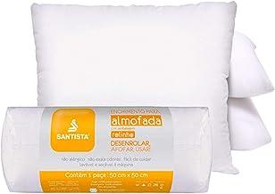Enchimento para Almofada Ballfill 50X50 Santista - Quadrado - Branco