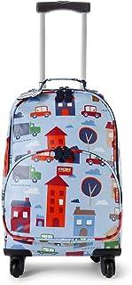 PENNY SCALLAN Mochila De 4 Ruedas Big City Children's Backpack 18 Centimeters  Multicolour (Multicolor)