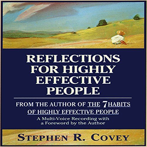 Reflections for Highly Effective People audiobook cover art