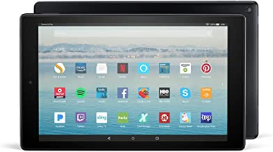 Certified Refurbished Fire HD 10 Tablet (32GB, Black, with Special Offers) + Show Mode Charging Dock (Previous Generation ...