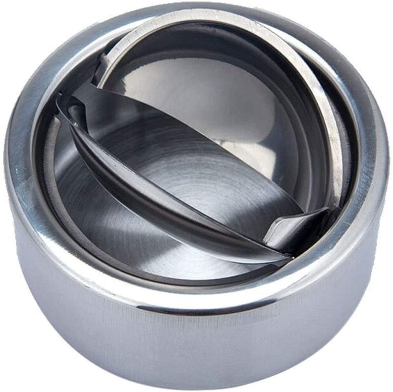 YIXIN2013SHOP Ashtray Stainless Steel Creative Fashion Under blast sales Simple High quality As