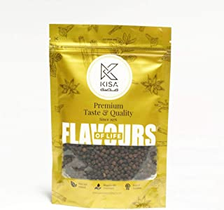 Kisa Black Pepper Whole (100% Pure And Natural) 250 Gm